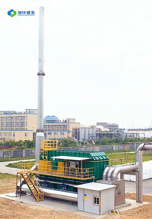 蓄热式热力氧化炉(RTO)