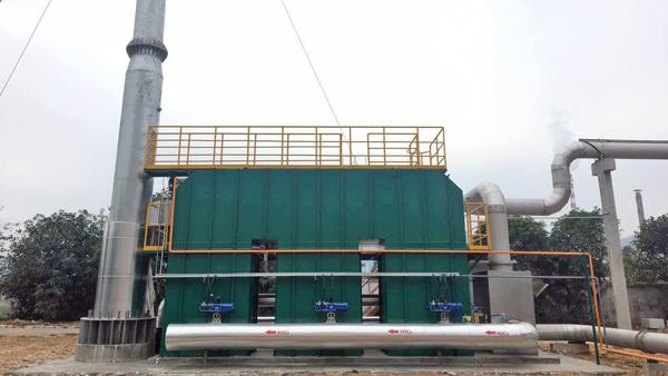 VOCs废气处理设备厂家哪家好?智环盛发为你指南