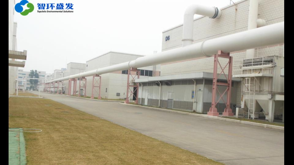 VOCS治理除尘风管风速设计知识普及