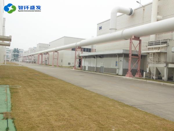 VOCS治理除尘风管风速设计